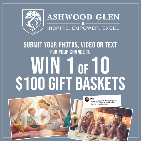 Ashwood Glen Giveaway contest