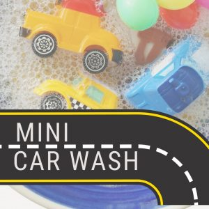 Toy car wash