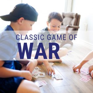 War card game