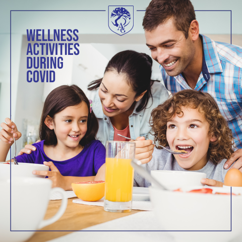 Wellness activities during covid
